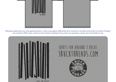 SAVE THE BUCKS MOCKUP LOGO copy